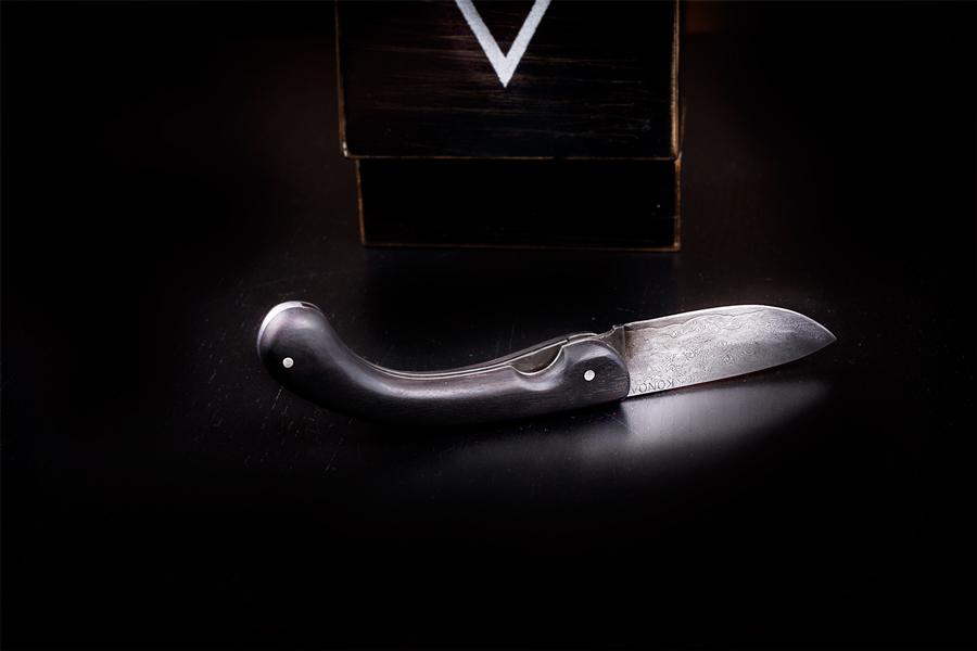 Nože zavírací